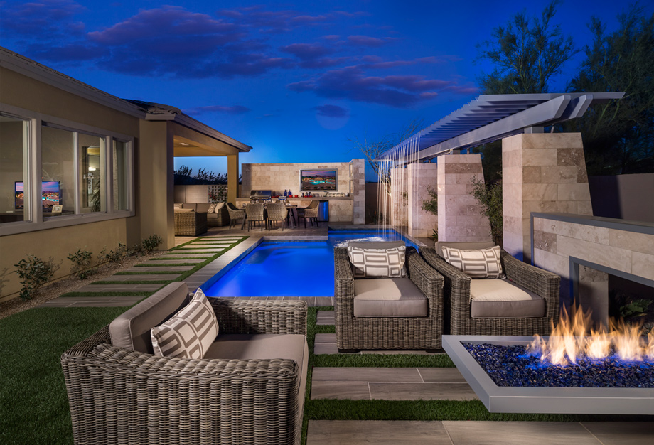 Scottsdale Az New Homes For Windgate Ranch