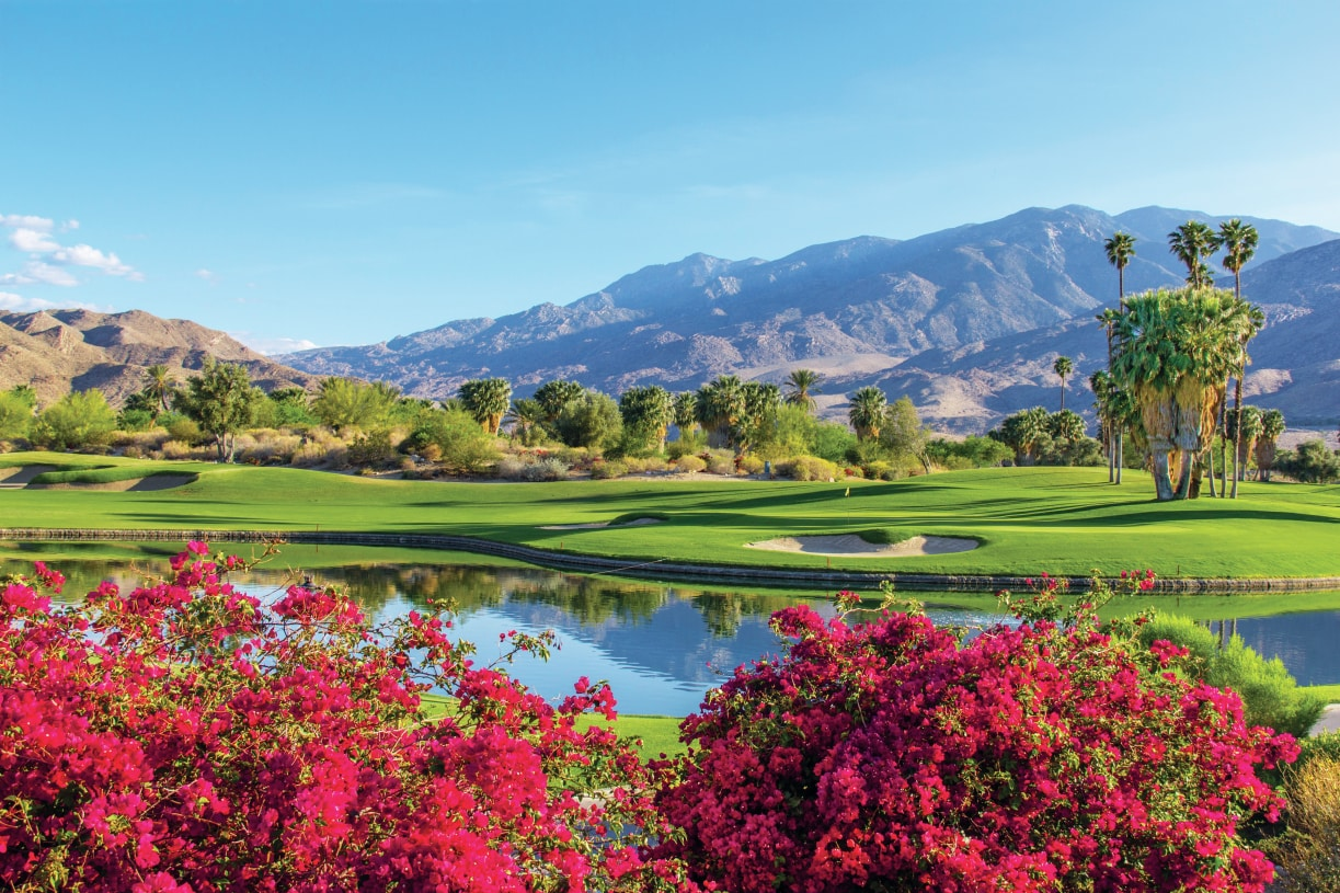 Proximity to the famous PGA West golf courses