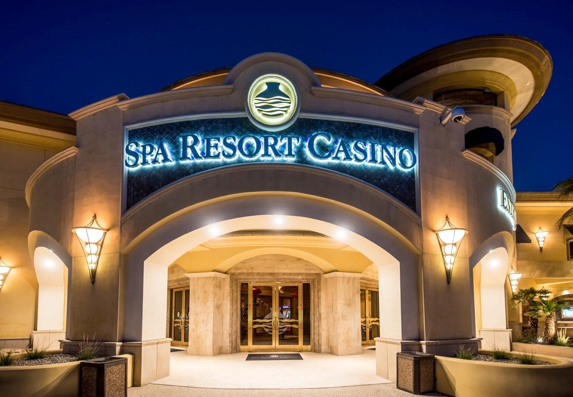 Palm Springs Spa Resort Casino