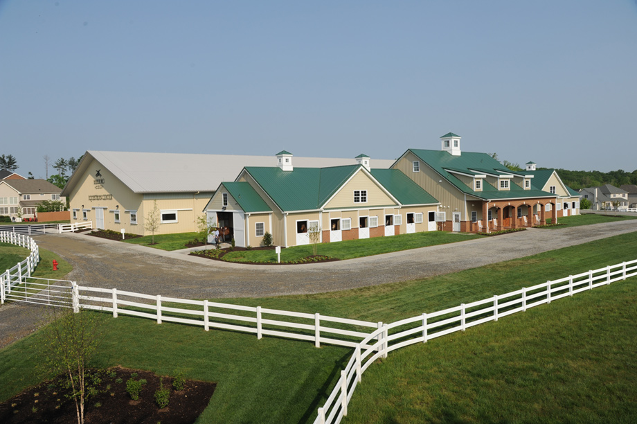 Equestrian Center With Indoor Outdoor Riding Rings 22 Stalls Full Time Barn Manager And More