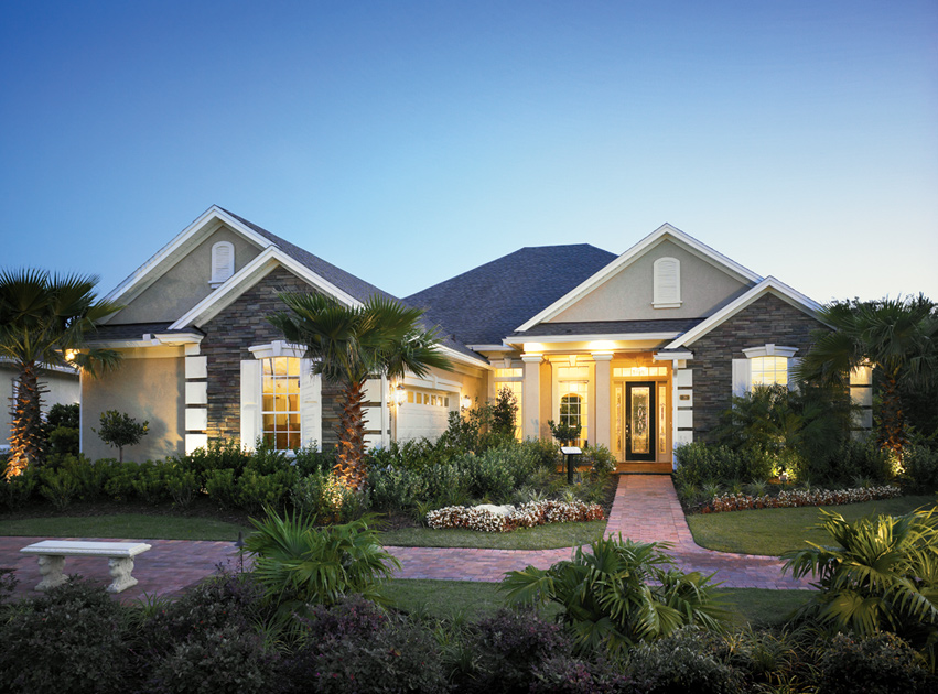 Toll Brothers - Coastal Oaks at Nocatee - Ambassador Collection Photo