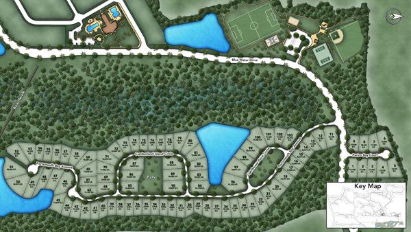 Portmouth Bay Site Plan