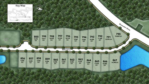 Mahi I Site Plan