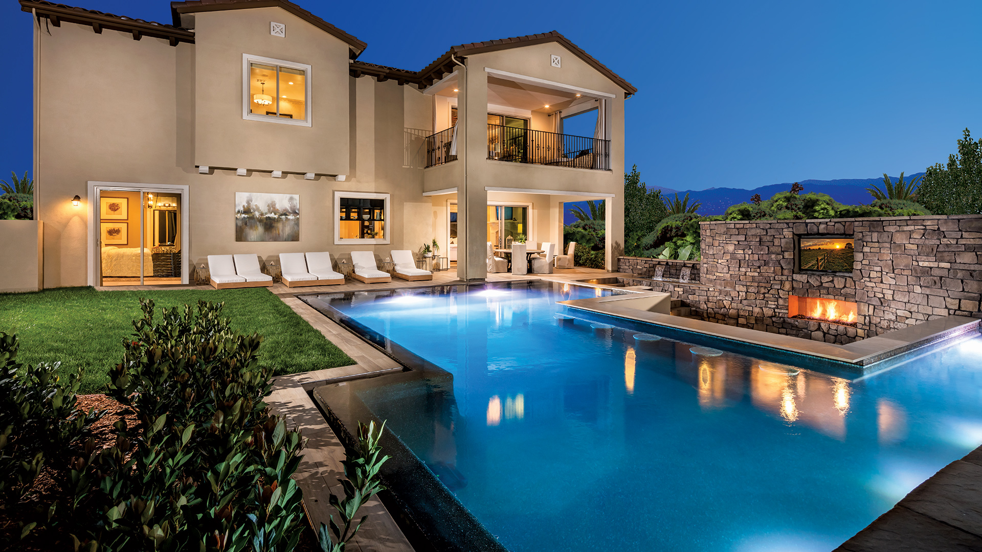 Located In Picturesque El Dorado Hills, Pinnacle At Serrano Offers Luxury  Country Club Living.