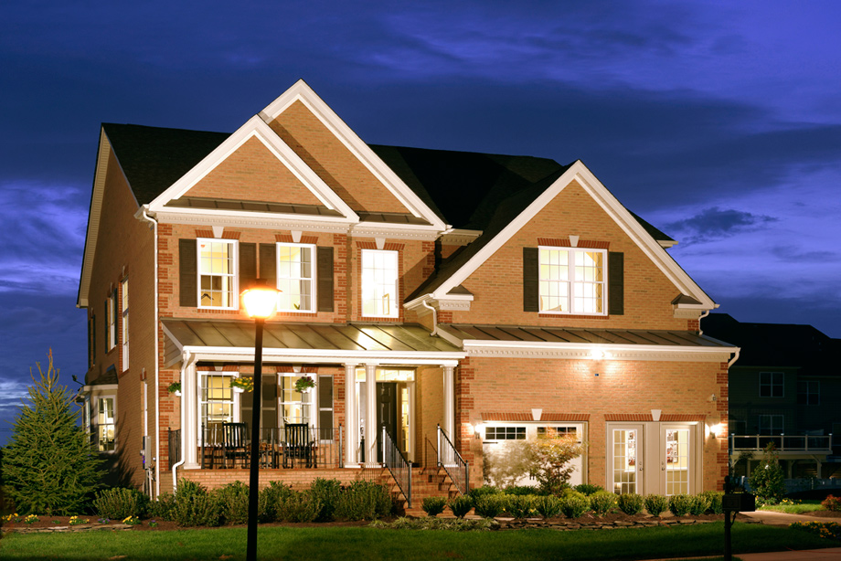 Upper marlboro md new homes for sale marlboro ridge for Modern homes for sale in maryland