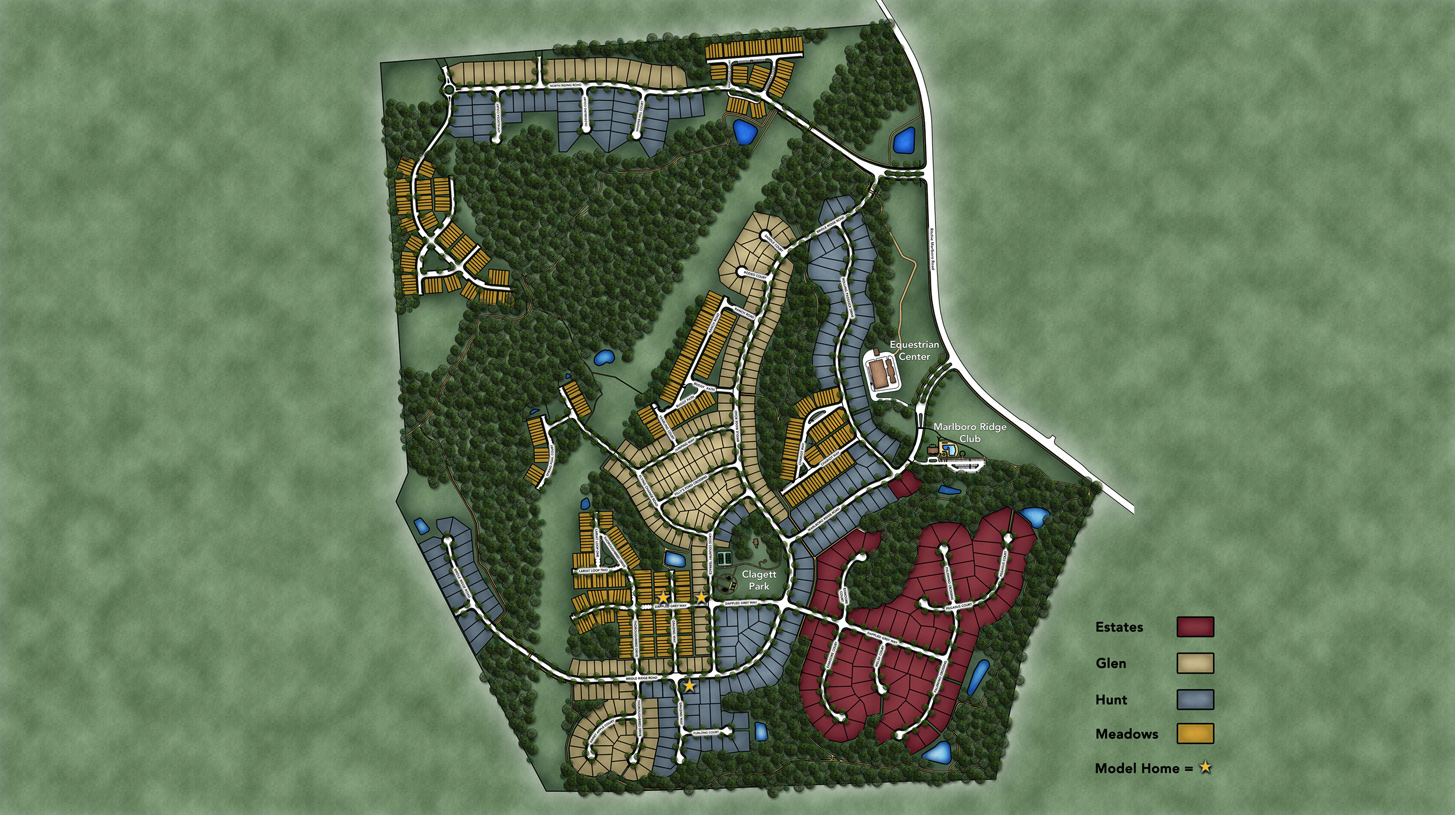 Marlboro Ridge Overall Site Plan