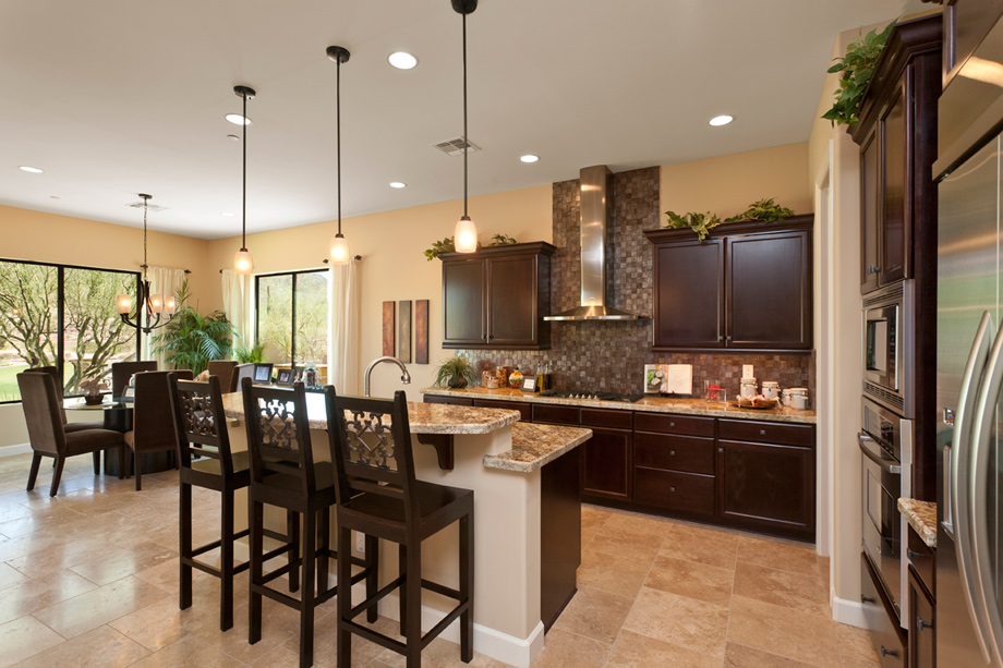 Toll Brothers - Windgate Ranch Scottsdale - Cassia Collection Photo