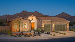 Toll Brothers - Windgate Ranch Scottsdale - Desert Willow Collection Photo