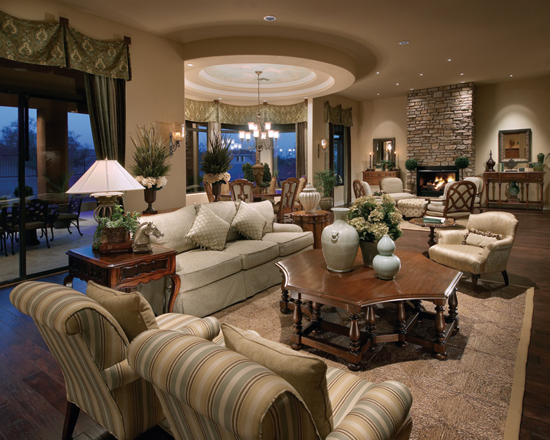 Toll Brothers Windgate Ranch Scottsdale Mesquite Collection Photo