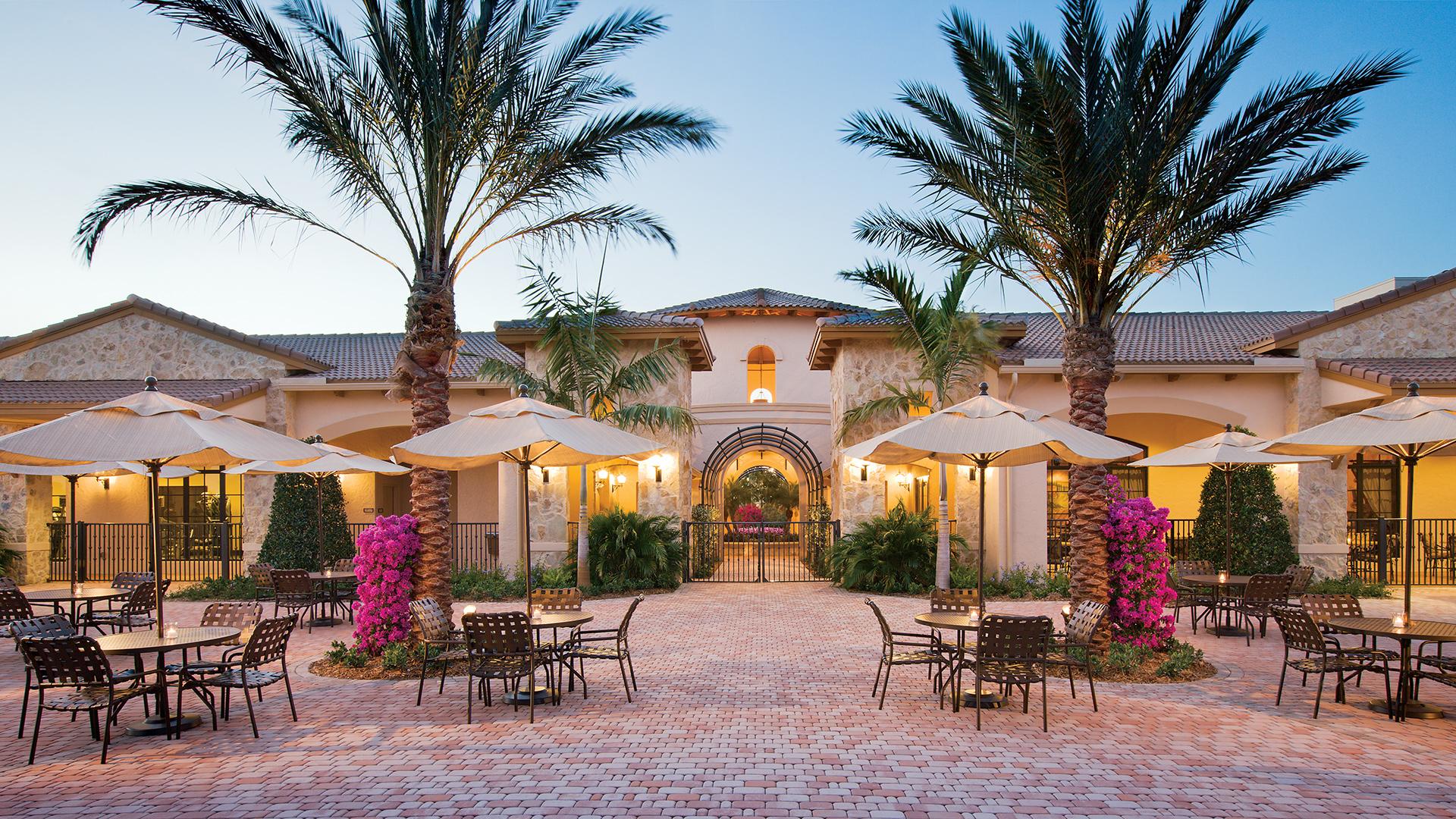 Mediterranean-Inspired Clubhouse