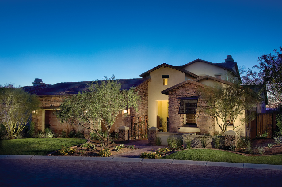 Toll Brothers - Montevista - Desert Willow Collection Photo