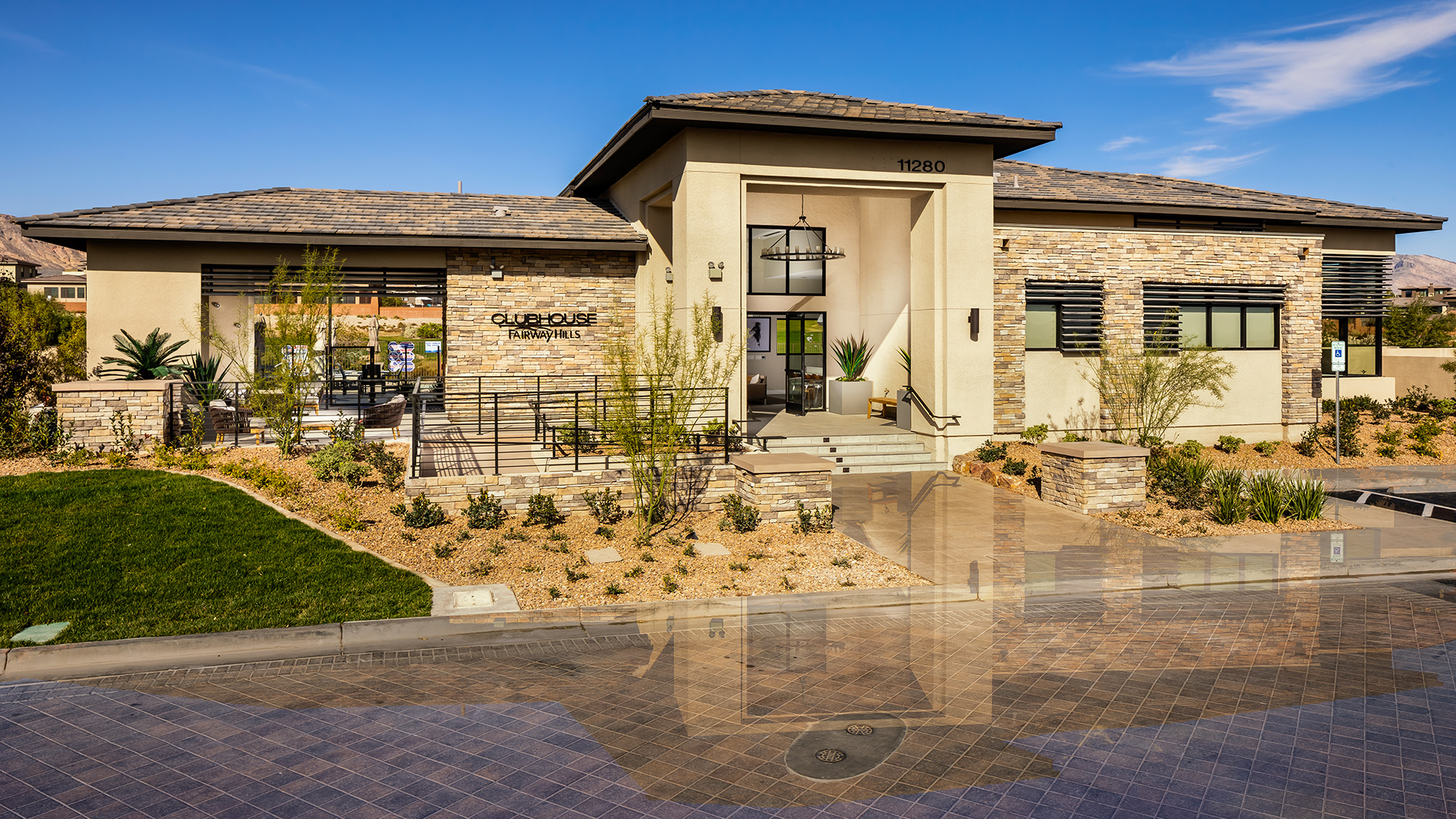 Fairway Hills in the Ridges by Toll Brothers - Fairway Hills Toll Brothers New Construction Homes - Toll Brothers Las Vegas - Toll Brothers fairway Hills homes - toll brothers homes for sale