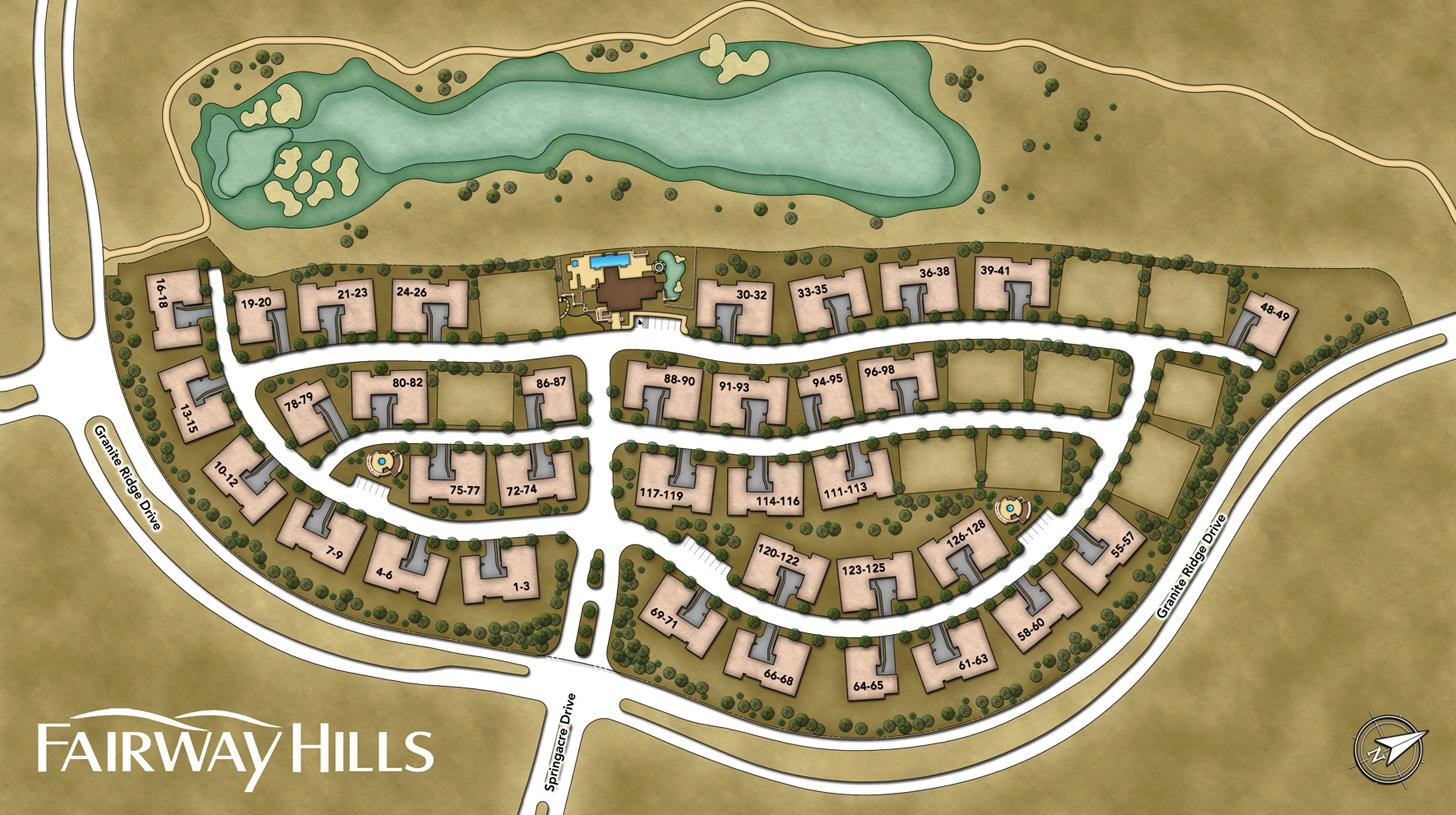 Las Vegas Nv Condos For Sale Fairway Hills In The Ridges