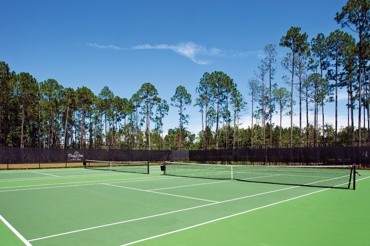 Catalina Coastal Oaks At Nocatee Estate Signature Collections Tennis Court Diagram With Measurements Pictures To Pin On Pinterest