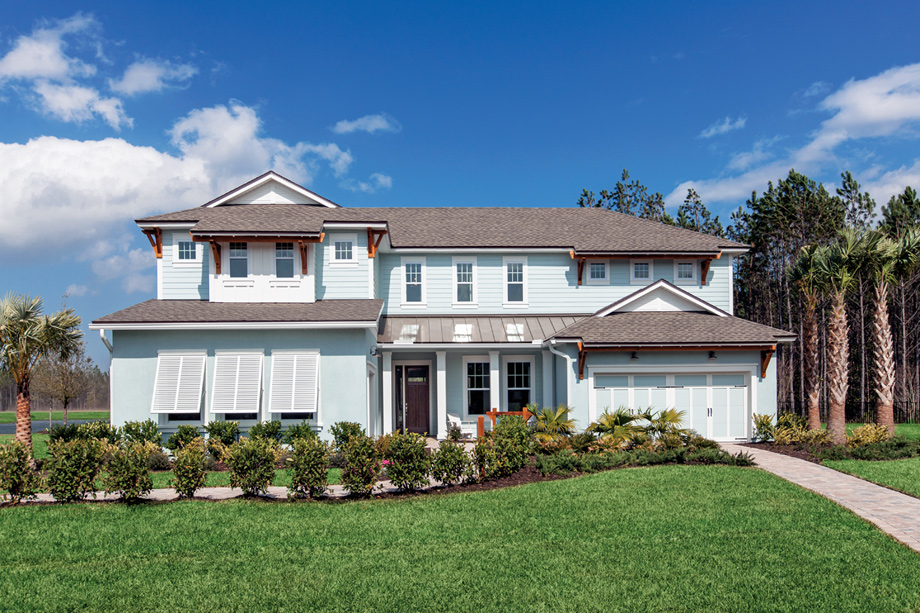 Ponte Vedra Fl New Homes For Sale Coastal Oaks At