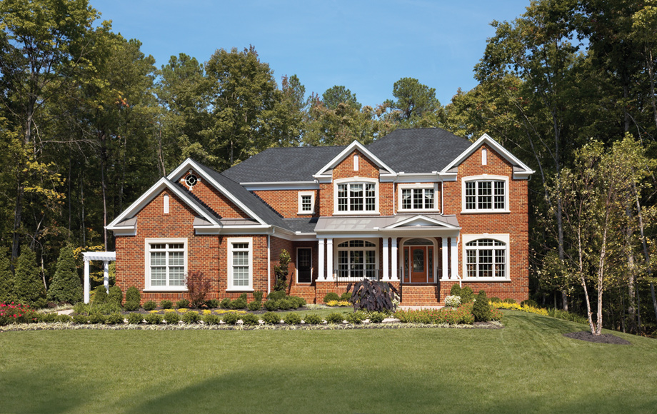 Virginia new homes for sale in toll brothers luxury for Craftsman style homes for sale in northern virginia