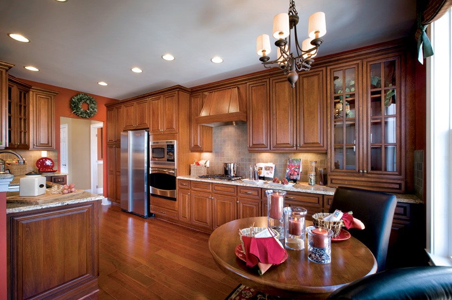 Raleigh NC New Construction Homes Brier Creek Country Club Cottages Colle