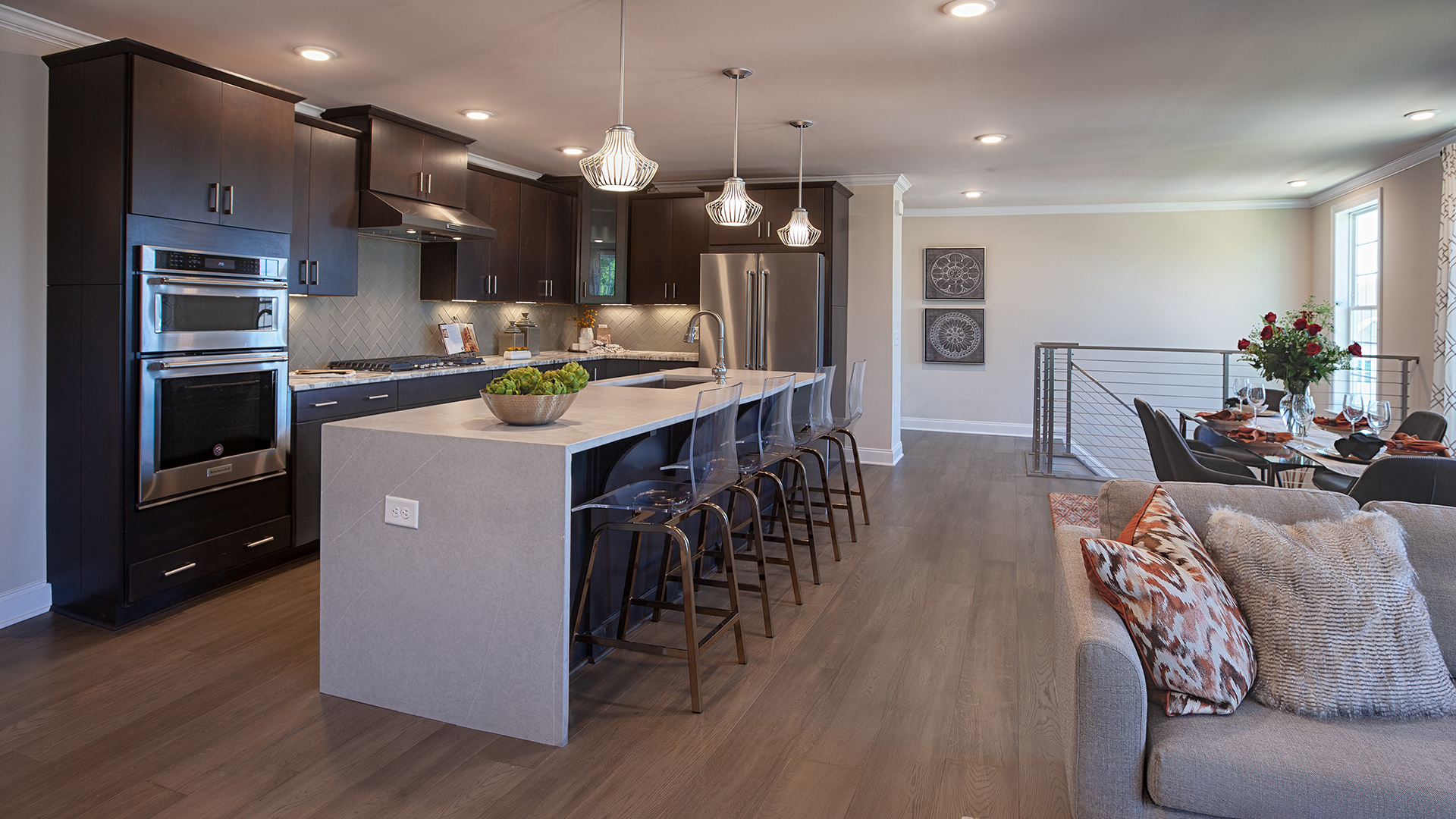 Raleigh NC New Construction Homes | The Cottages at Brier Creek
