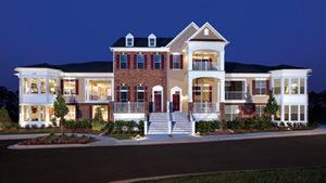Toll Brothers - Brier Creek Country Club - Cottages Collection Photo