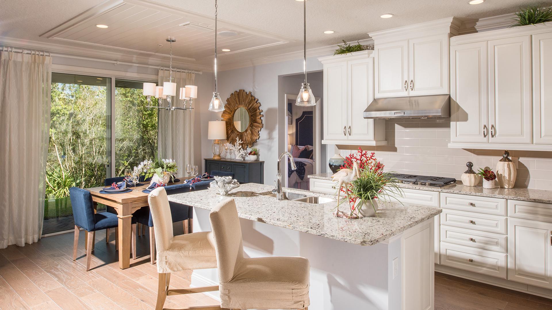 Gourmet Kitchens