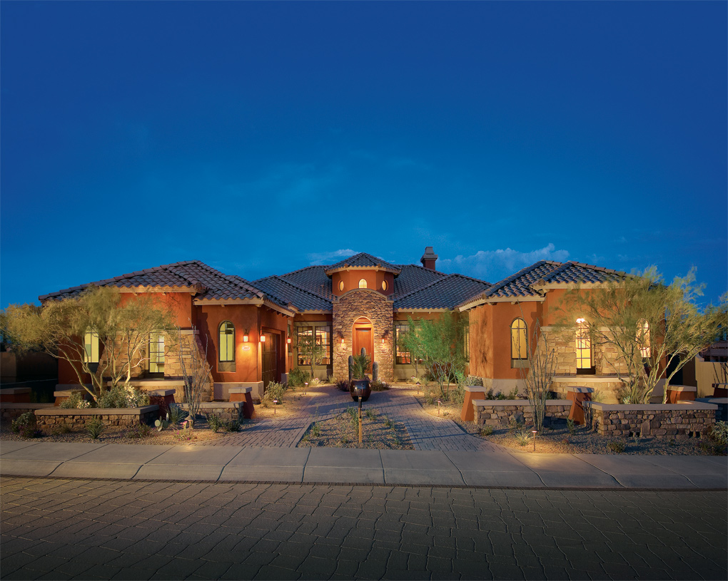 Scottsdale Az New Homes Master Planned Community
