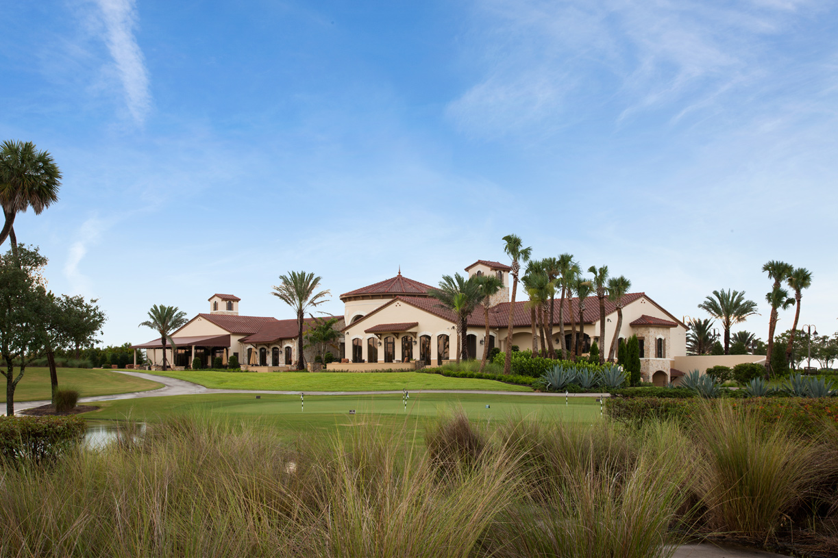 Country Club Interior Design: Jupiter FL New Homes - Master Planned Community