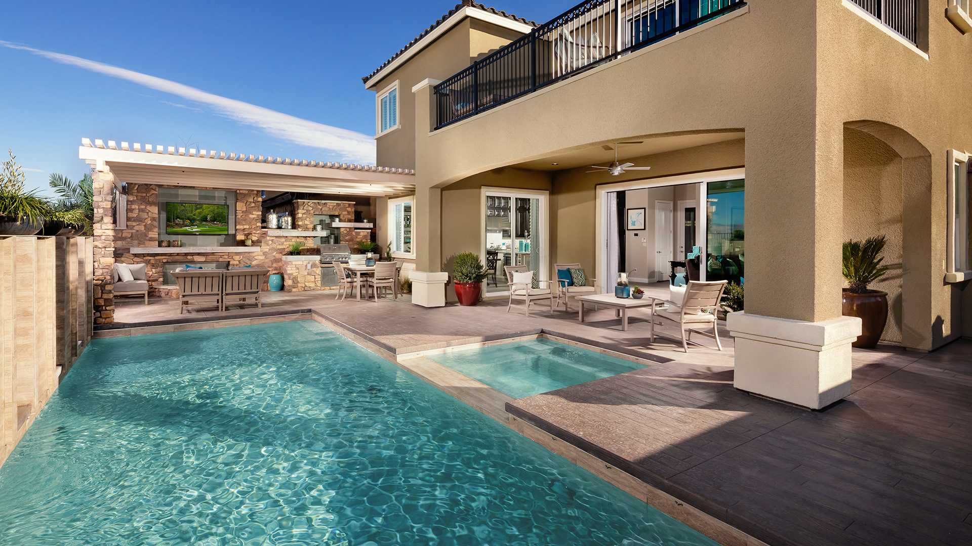 Henderson Nv New Homes Master Planned Community Toll