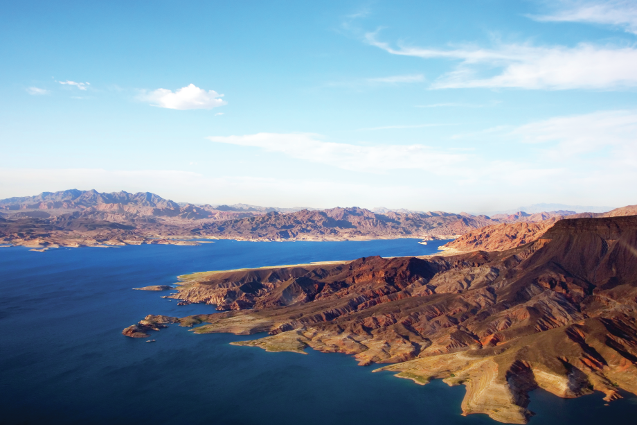 Hike, boat or camp at Lake Mead National Recreation Area