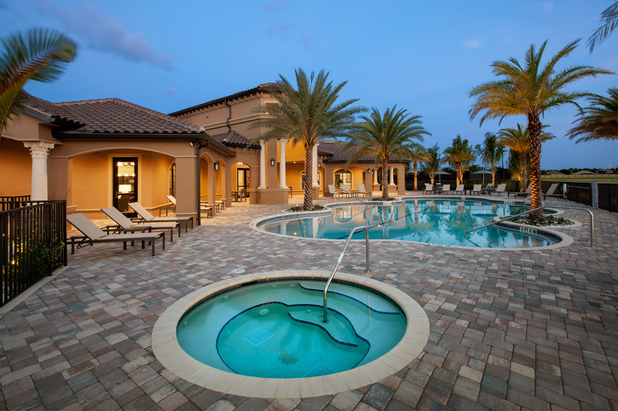 Bonita springs fl new homes master planned community for Florida house plans with pool