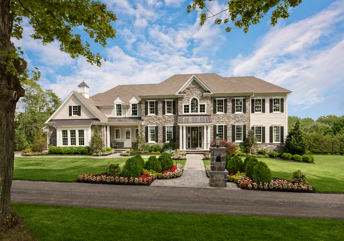 Newtown square pa new homes master planned community for New house builders