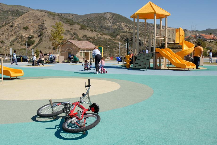 Holleigh Bernson Memorial Park Playground