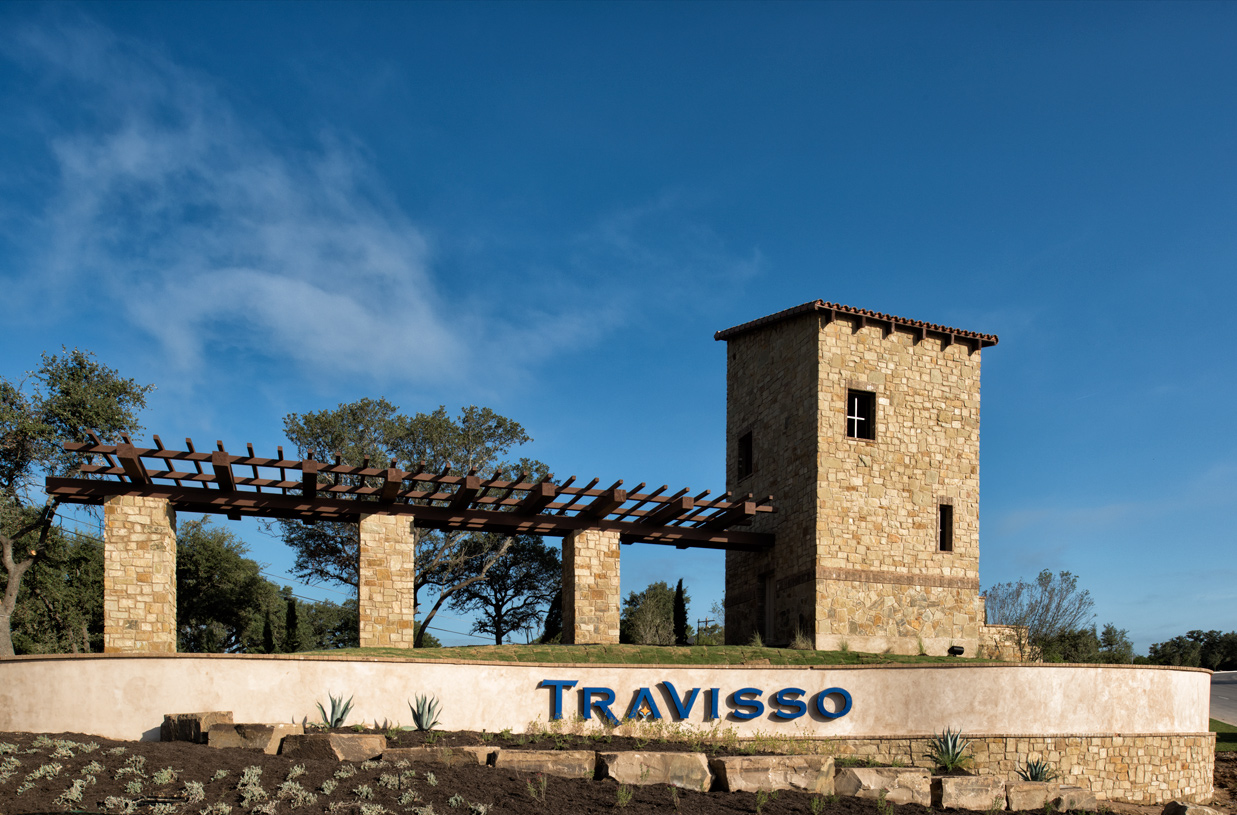 new homes for sale in leander tx travisso