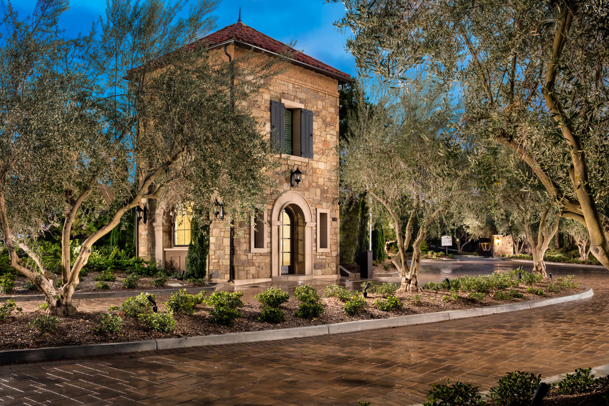 Irvine CA New Homes Master Planned Community Toll Brothers At - Luxury home builders in california