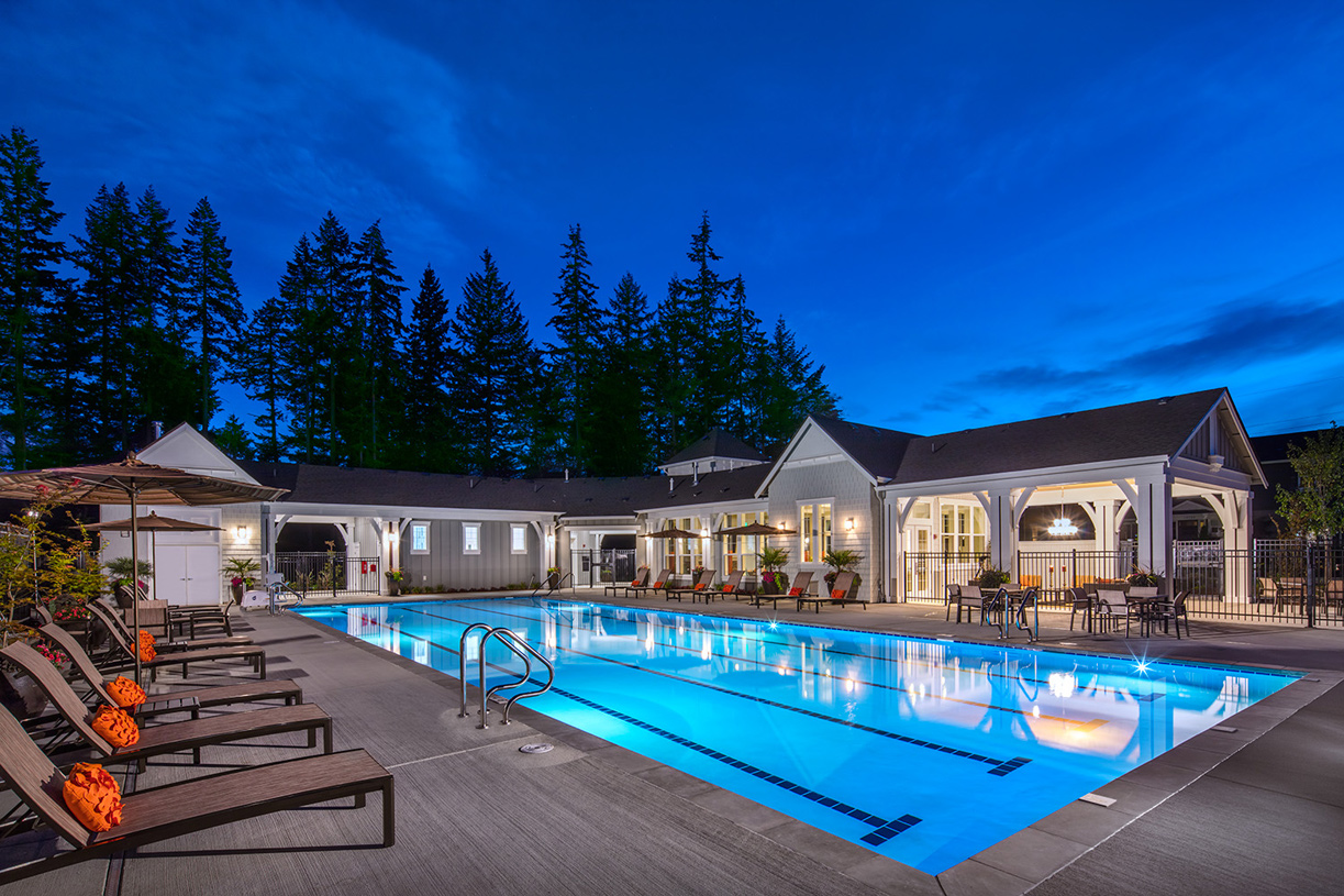 Bothell wa new homes master planned community timber creek for Home swimming pool dimensions