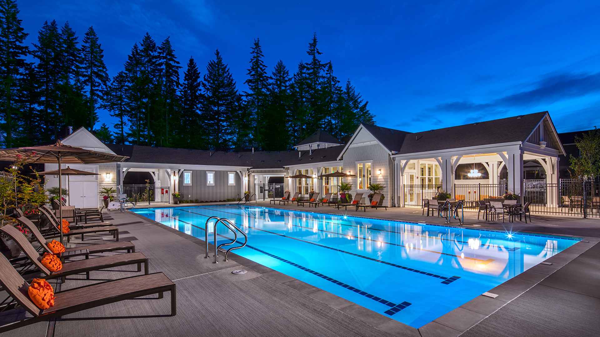 Bothell Wa New Homes Master Planned Community Timber Creek