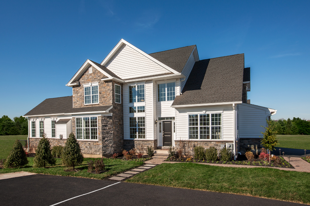 collegeville pa new homes master planned community preserve at providence