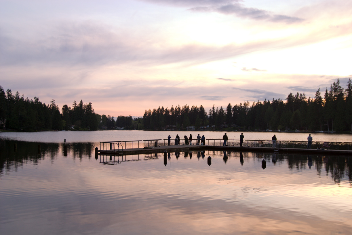 Sammamish wa new homes master planned community the for Lake sammamish fishing