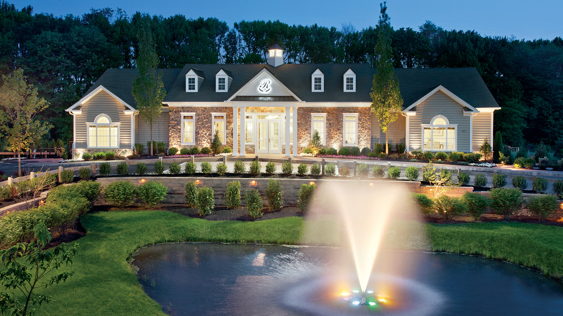 The Clubhouse at Regency at Yardley
