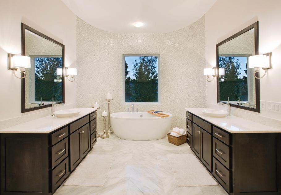 Exquisite primary suites