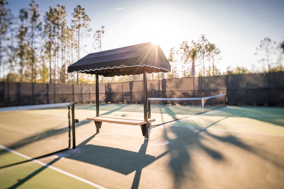 Julington Lakes Tennis Courts