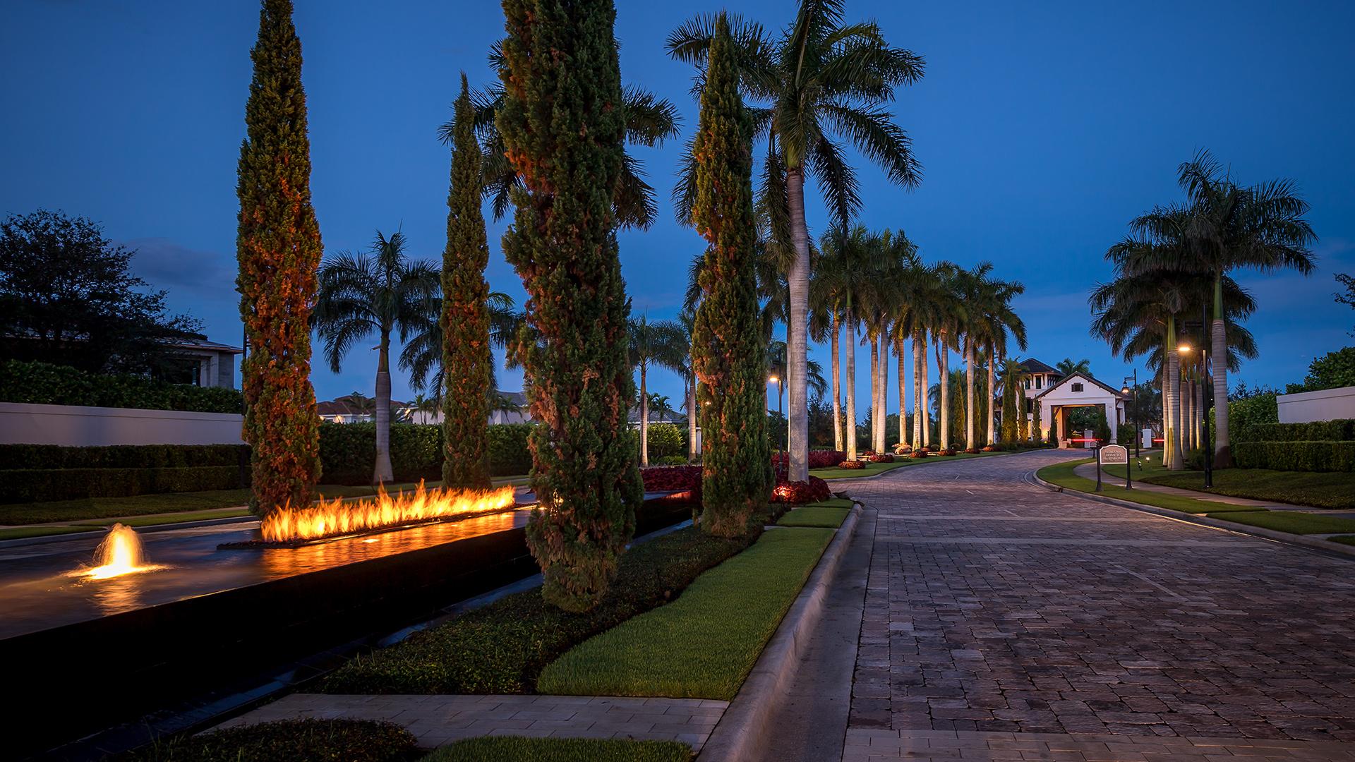 Boca Raton Fl New Homes Master Planned Community Royal