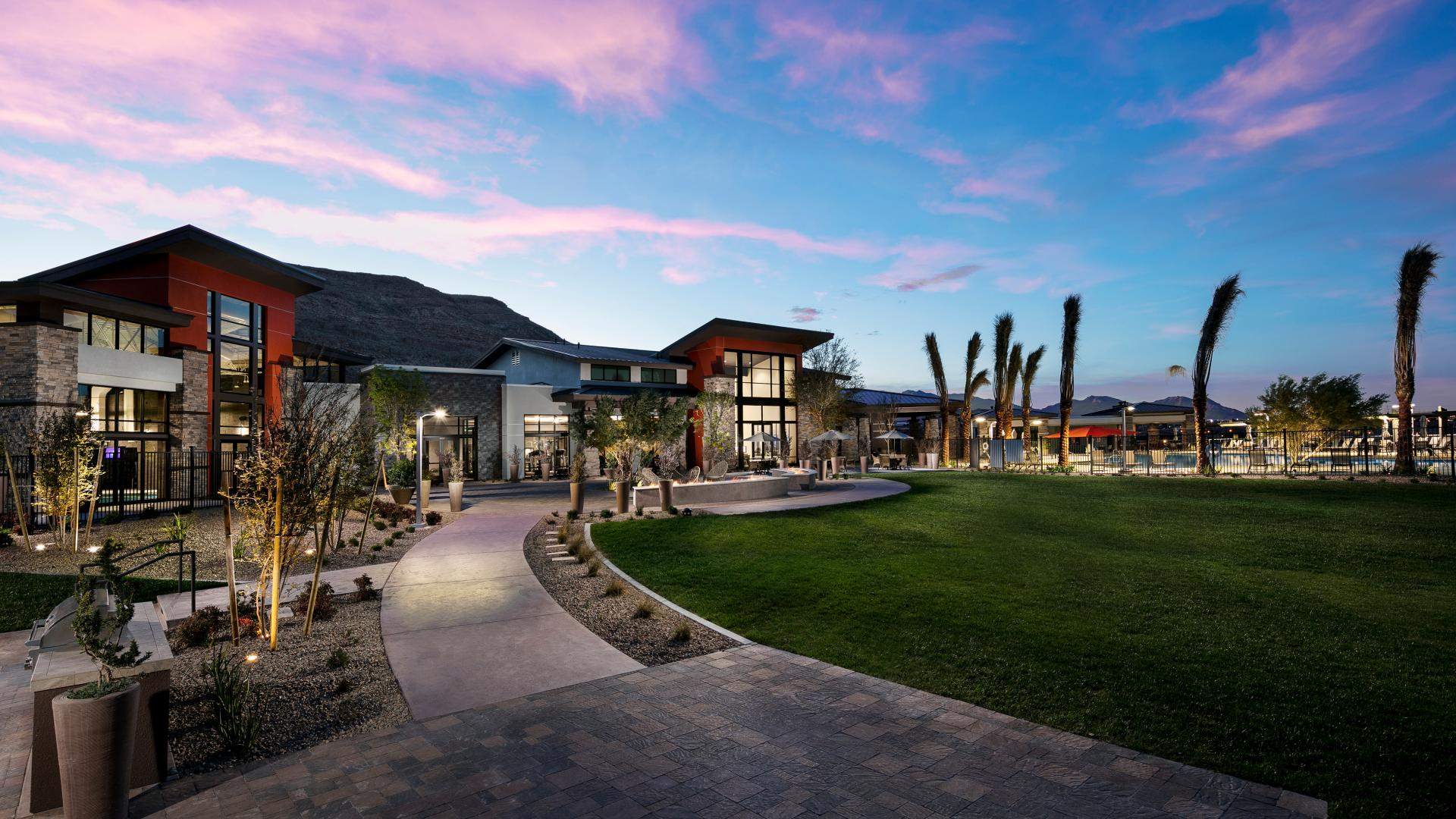 Luxury 22,000 sq. ft. clubhouse