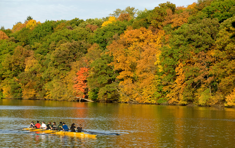 Ann Arbor boasts 157 parks offering year-round recreational opportunities. PHOTO COURTESY OF AACVB