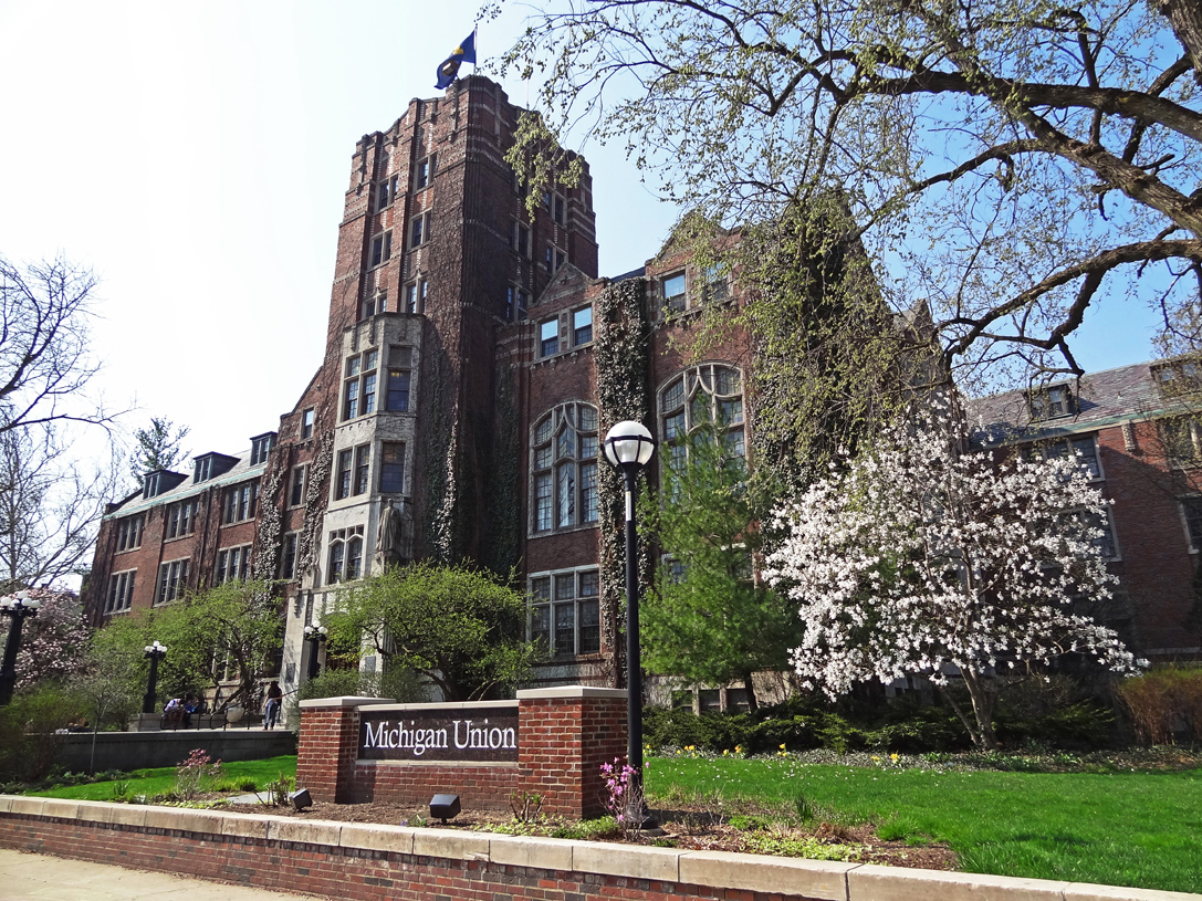 university of michigan campus - photo #16