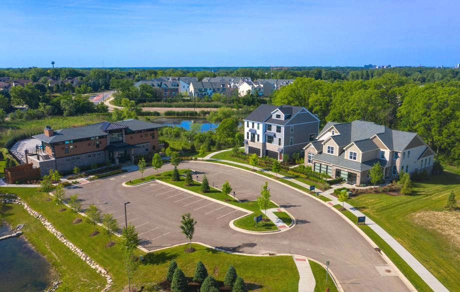 Four stunning model homes to tour