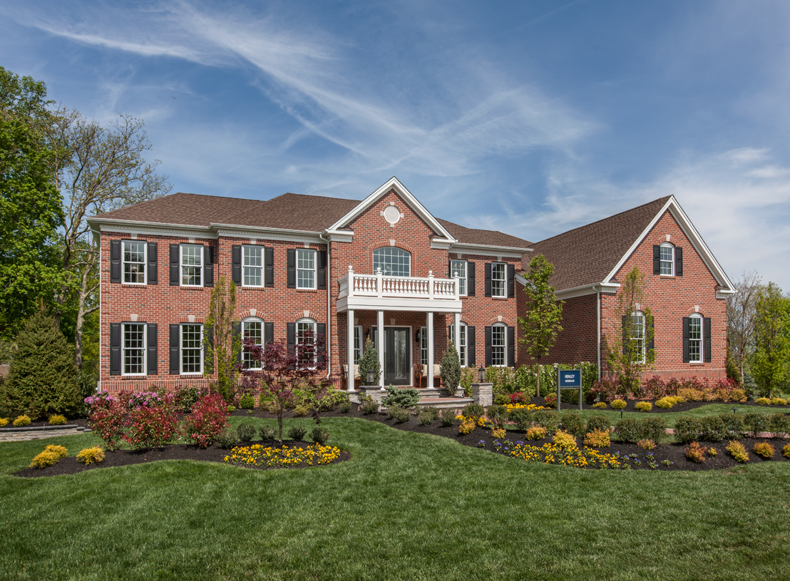 Franklin lakes nj new homes master planned community Nice houses in new jersey