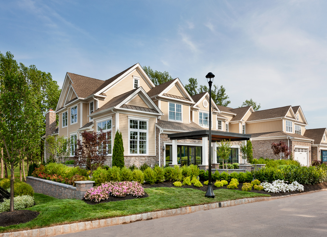 Franklin Lakes Nj New Homes Master Planned Community