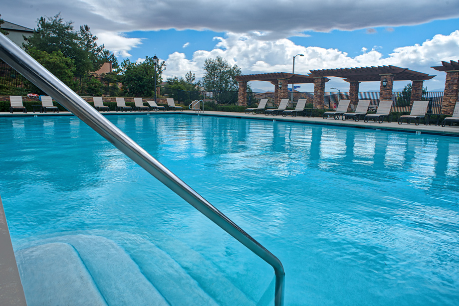 Pool perfect for all family members to enjoy