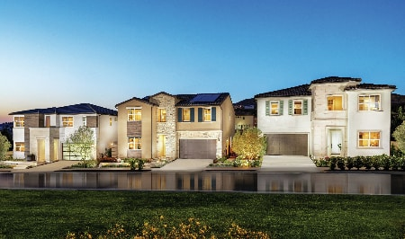 Toll Brothers at Plum Canyon