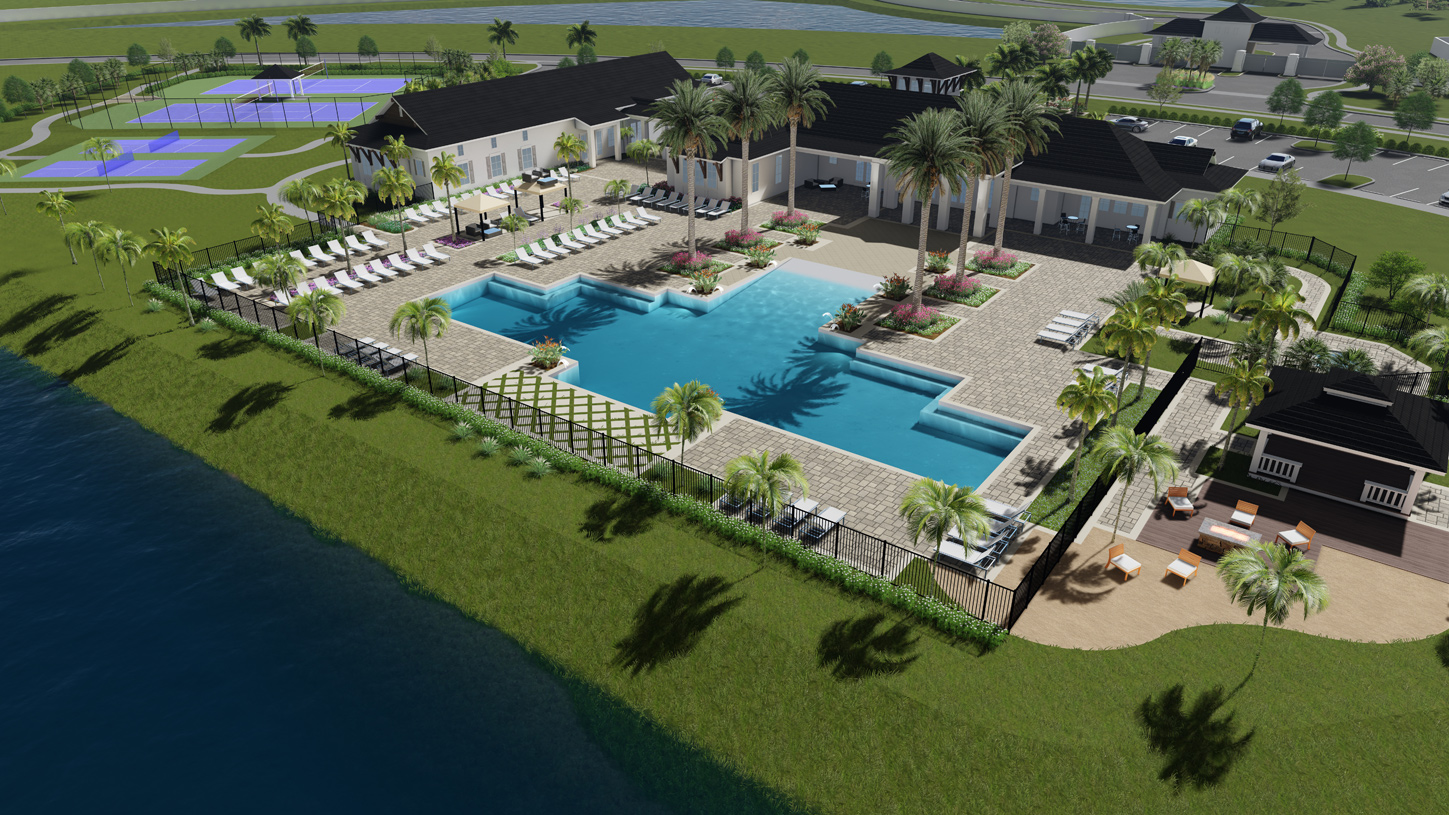 Naples Fl New Homes Master Planned Community Azure At